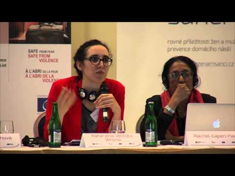 Conference A Europe Free from Gender-Based Violence - Day 1