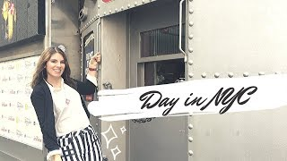 Day in NYC | Debarkation Day | Wellington Hotel | Stardust Diner | Beetlejuice on Broadway