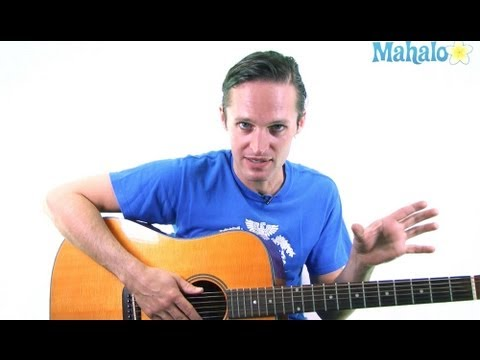 """How to Play """"Ballad of a Thin Man"""" by Bob Dylan on Guitar"""