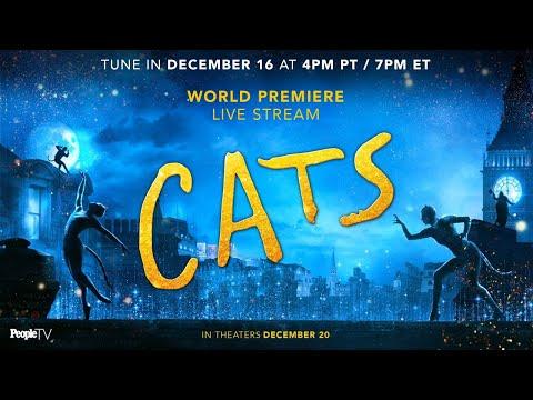 Cats World Premiere Red Carpet: Taylor Swift, Jennifer Hudson & More   PeopleTV