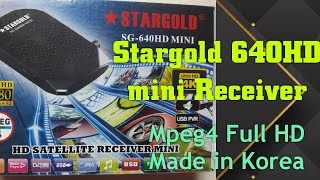 Star Gold Receiver