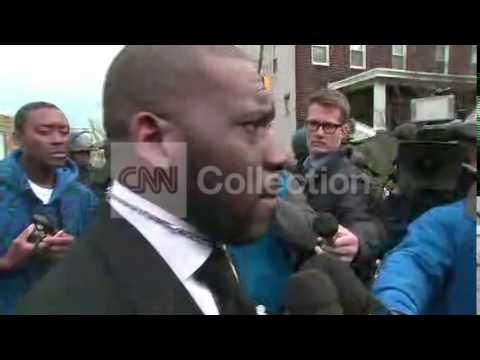 BALTIMORE:REV BRYANT-IT'S INEXCUSABLE
