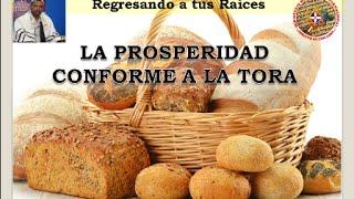 LA PROSPERIDAD SEGUN LA TORA FB 3 2015