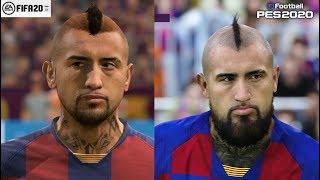 GRAFIS FIFA 20 vs PES 2020 , Mana Yang Lebih Baik ?