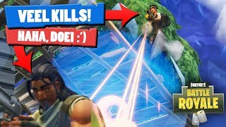 MEEST *ZOETE* POTJES OOIT! (VEEL KILLS) - Fortnite Battle Royale DUO'S (Nederlands)