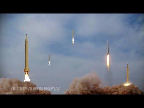Iran's Military Capability 2021: No More Than 8 Minutes! - O Poderio Militar Do Irã 2021