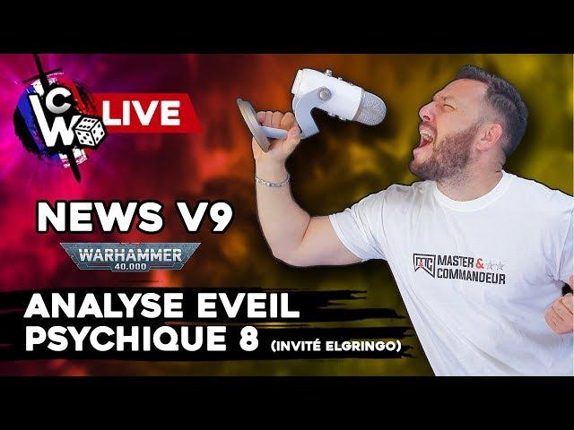 Warhammer 40000 LIVE - News V9