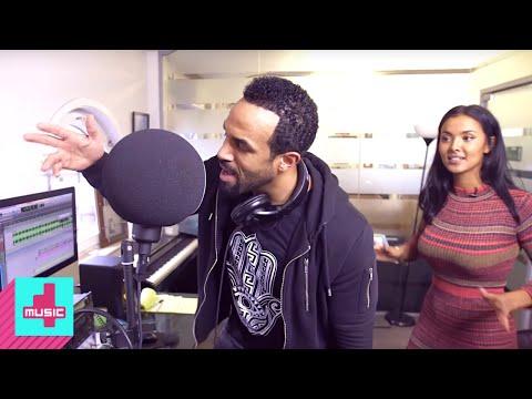 Craig David - Rapping Freestyle & Hangout 2016