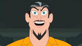 The Awesomes ss1-ep 1