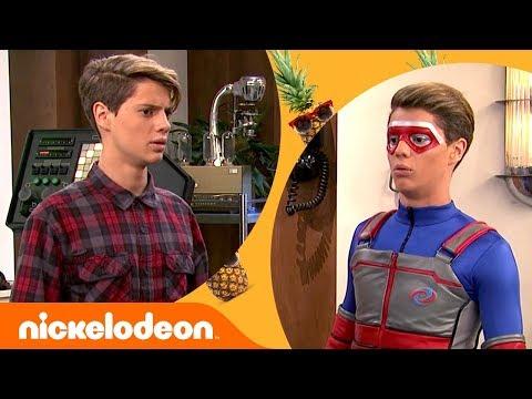Captain Man & Kid Danger Time Travel & Meet Themselves ⏳ | Henry Danger | Nick