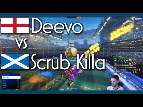 REMATCH | Deevo vs Scrub | 1v1 Showmatch