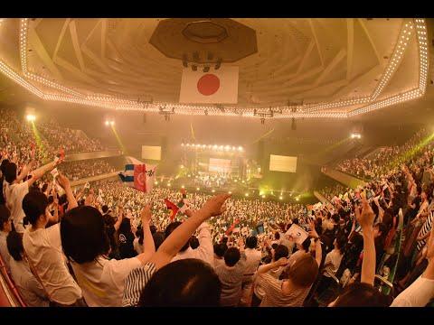 """ユニコーン Blu-ray&DVD「MOVIE38  100周年ツアー""""百が如く""""」日本武道館公演ダイジェスト"""