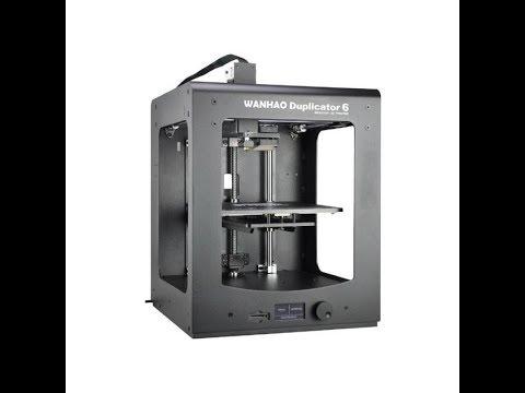 3D принтера Wanhao Duplicator 6 PLUS