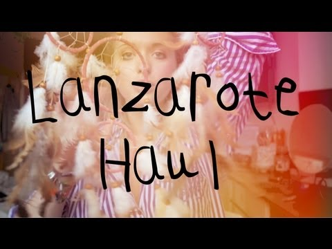 Lanzarote Haul
