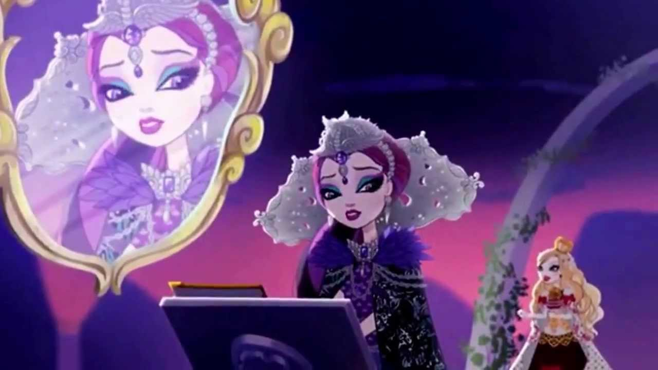 Ever after high lizzie hearts legacy day
