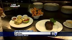DFW restaurant week extended the capital grille