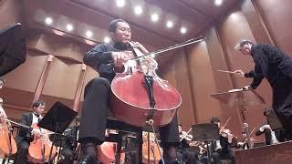チェロ協奏曲 独奏:市 寛也  イ短調 Op.129 R.Schumann/アンコール 鳥の歌 Pablo Casals(第11回不定期演奏会)