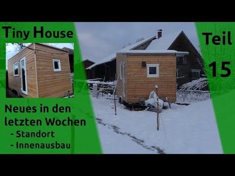 Tiny House Selber Bauen Fenster Einbauen Teil 11