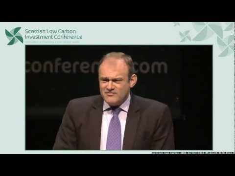 Keynote Address - Rt Hon Edward Davey MP
