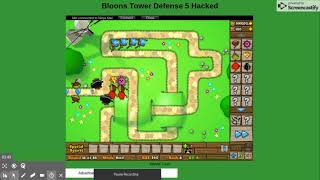 Bloons Tower Defense 5 Hacked Unblocked   Flashmath1.github.io