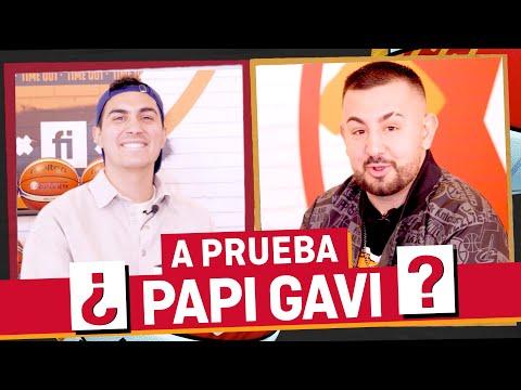 ¿CUÁNTO SABE PAPI GAVI DE BALONCESTO? | TIMEOUT #25