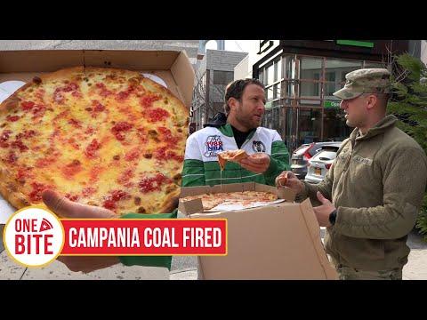 Barstool Pizza Review - Campania Coal Fired Pizza (Bay Ridge)