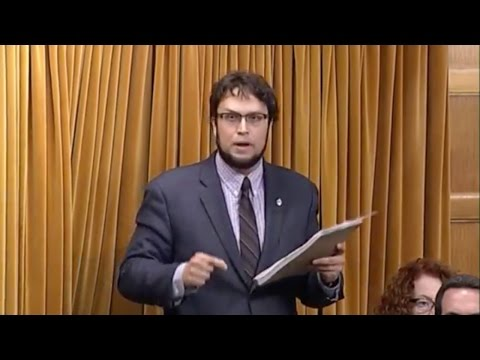 WATCH: Quebec MP laughs at hardship of unemployed energy workers