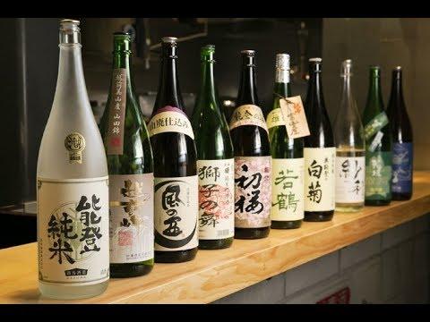 Как изготавливают Саке. Традиционный Японский алкогольный напиток