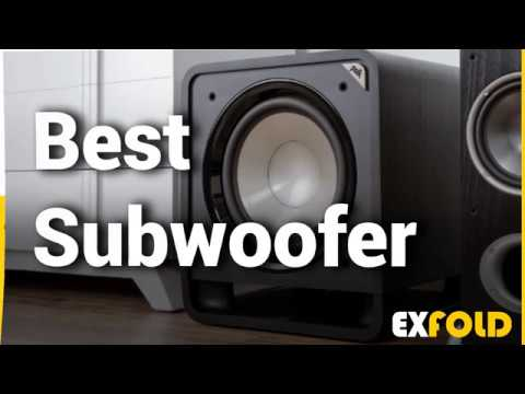10 Best Subwoofers with Reviews \u0026 Details - Which is the Best Subwoofer?