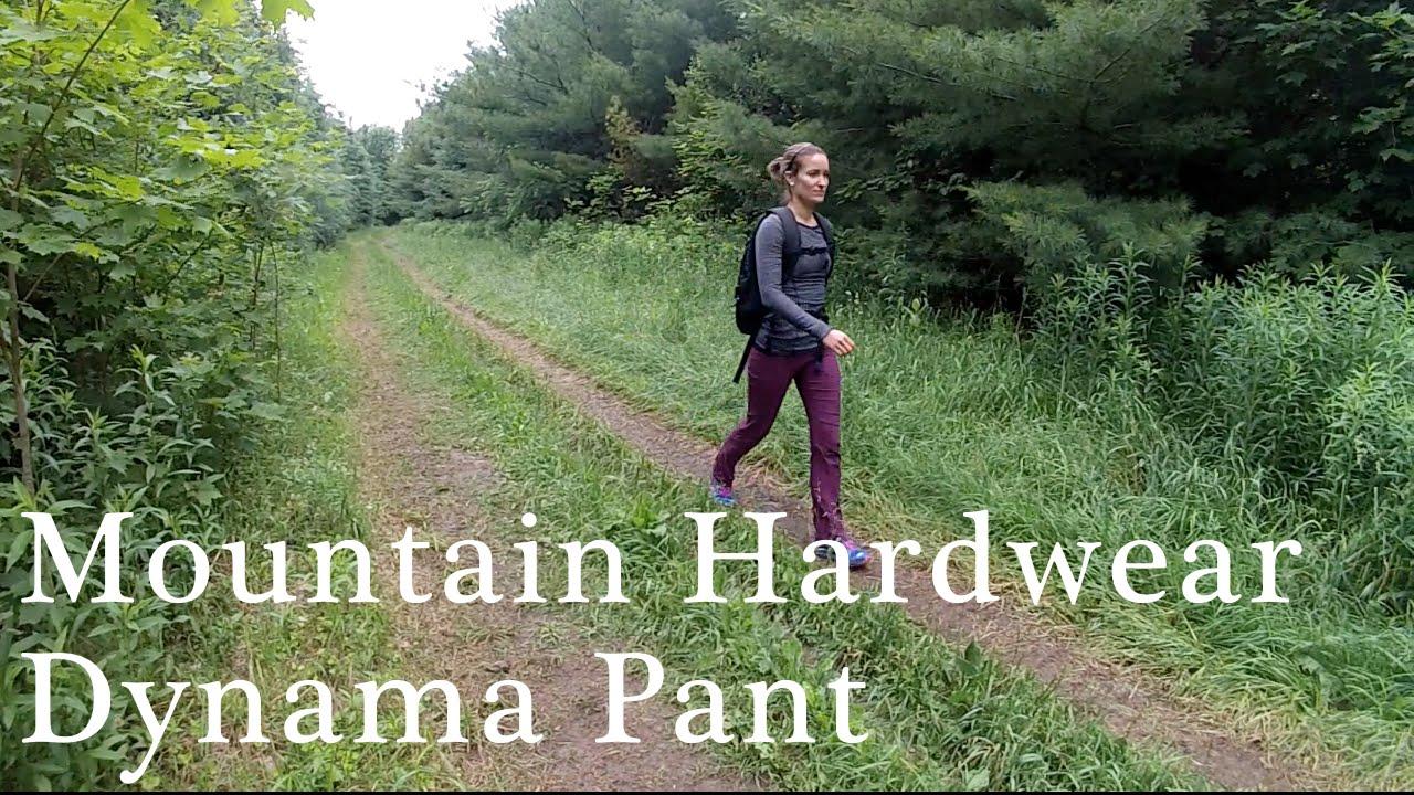 Mountain Hardwear Womens Dynama Pant