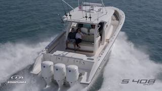 Pursuit S408 Lifestyle - The Pursuit of Happiness