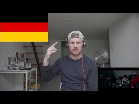 REACTION GERMAN RAP // CAPITAL BRA feat. AK AUSSERKONTROLLE - DIE ECHTEN (prod. SAVENMUSIQ)