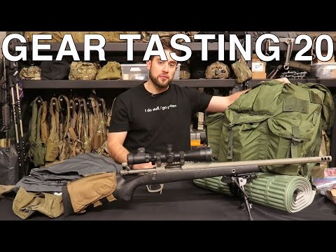 Gear Tasting 20: Packing For The Mammoth Sniper Challenge