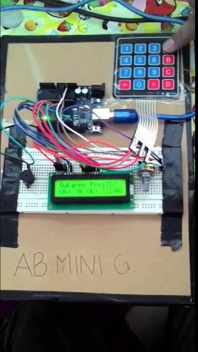 Arduino ab mini games youtube