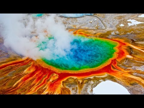 Yellowstone supervolcano recharging for eruption HD