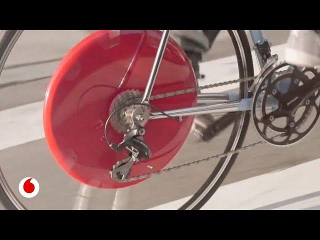El MIT convierte tu bici en un vehículo eléctrico, inteligente y social