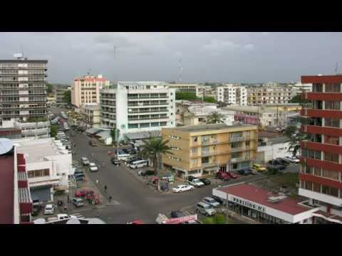 LIBREVILLE is my Capital