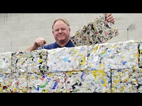 Solutions for solid waste problems: Ocean cleaning, cleaning drones and trash eaters - Compilation
