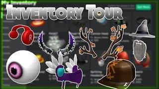 Roblox Inventory Tour pt.2 (finale) Je présente mes articles sur Roblox