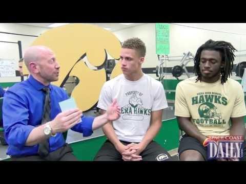 VIDEO Viera Hawks Hopes Are High For Big 2015 Football Season