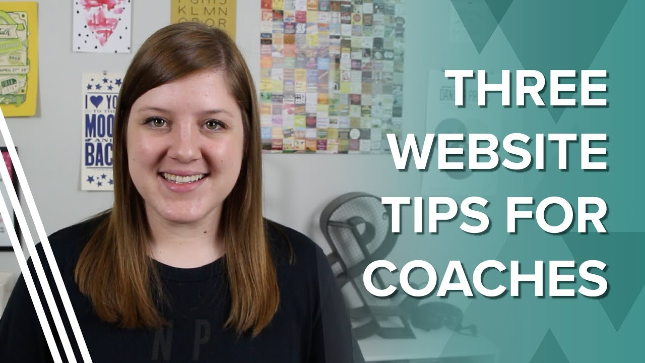 How To Start A Life Coaching Business Build Your Website