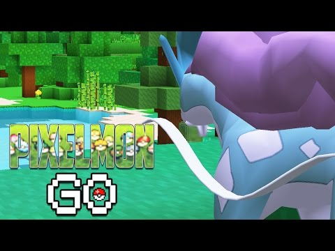 THE SECOND LEGENDARY FINDS A HOME! | Pixelmon Go (Pokemon in Minecraft) #24