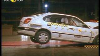Euro NCAP | Toyota Corolla | 1998 | Crash test