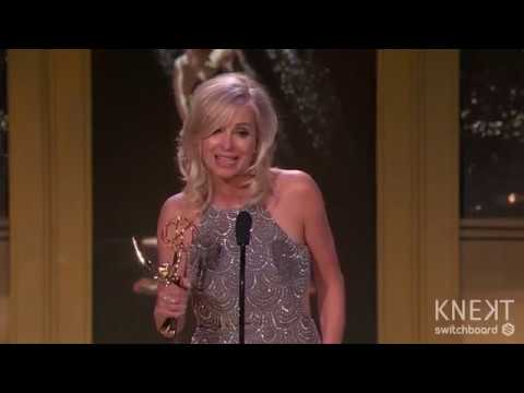 Eileen Davidson Outstanding Lead Actress Emmy Win