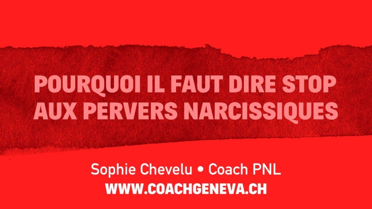 Vidéo : Pourquoi il faut dire STOP aux Pervers Narcissiques