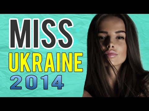 Miss Ukraine Universe 2014 is Anna Andres