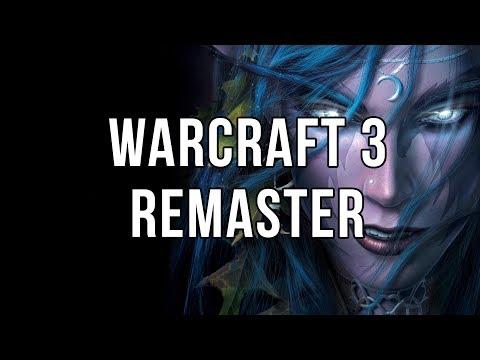 Warcraft 3 Remaster