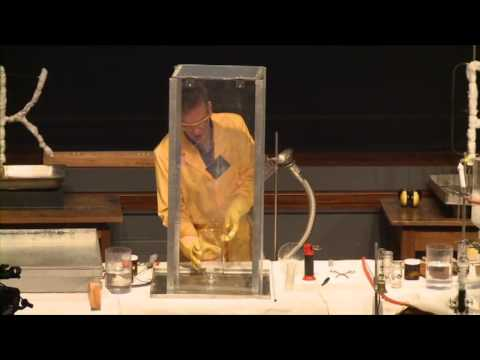 Alkali Metals - 18   Reaction Of Potassium Superoxide With Lithium