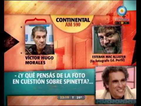 678 - La radio ataca: repercusiones por las fotos de Spinetta 05-01-12
