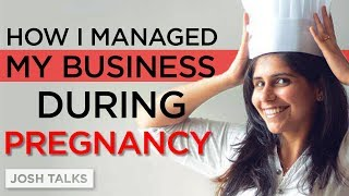 How I Built An Award-Winning Business While Being Pregnant | Perzen Patel | Bawi Bride Kitchen